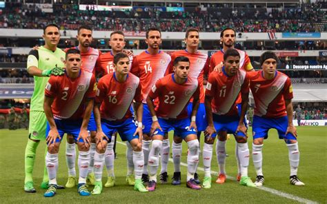 costa rica national team 2018 fifa world cup