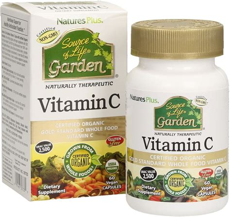 Garden Of Vitamin C by Source Of Garden Vitamin C 60 Veg Kapseln Nature