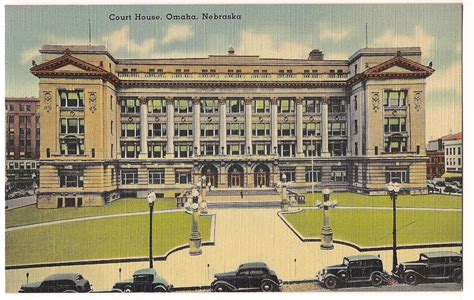 we buy houses omaha ne court house omaha nebraska linen unused postcard vintage ebay