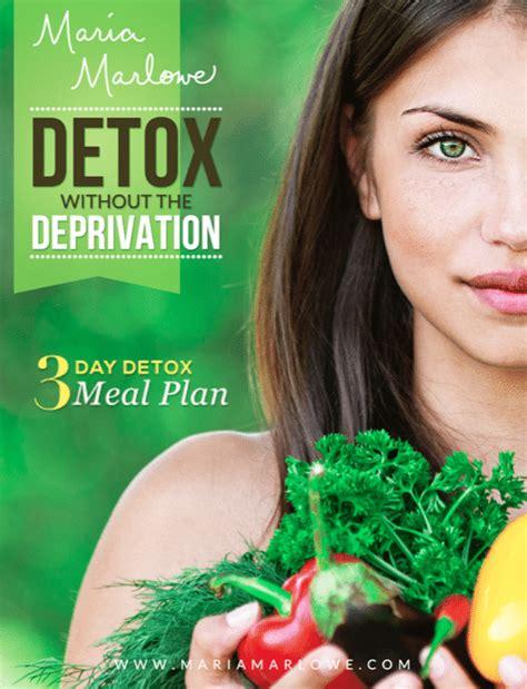 Detox Greenfield Ma by Detox Foods Marlowe