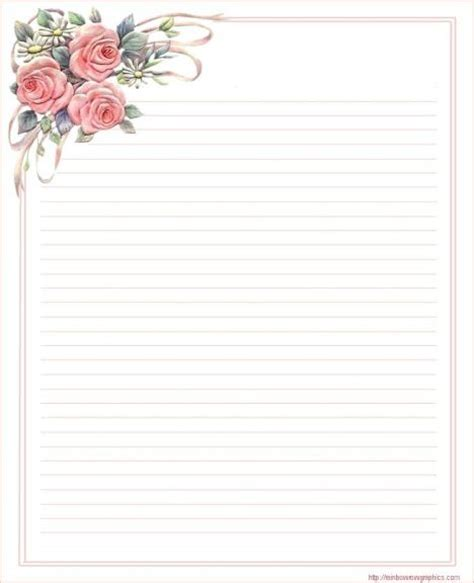 pretty letter writing paper 17 best images about pretty paper lined on