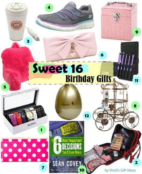 sweet gifts for gift ideas for sweet 16 birthday