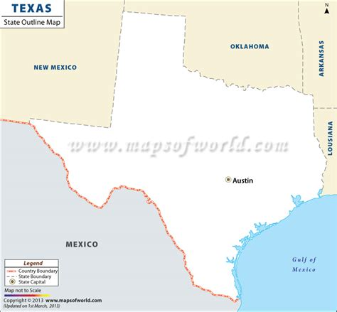 states that border texas map blank map of texas texas outline map