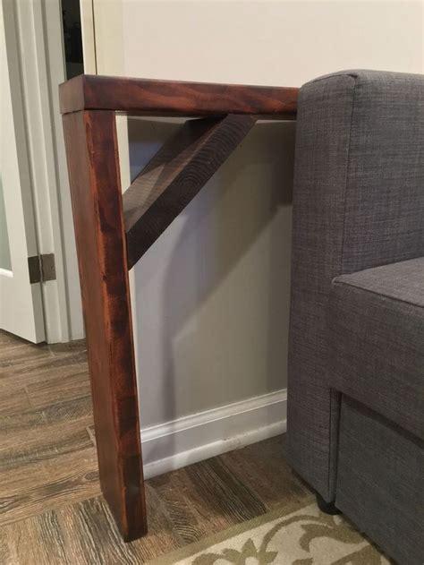 easy diy console best 25 sofa ideas on pinterest diy entryway