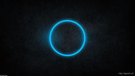 Wallpaper Blue Ring | glow blue ring wallpaper widescreen background wallpaper hd