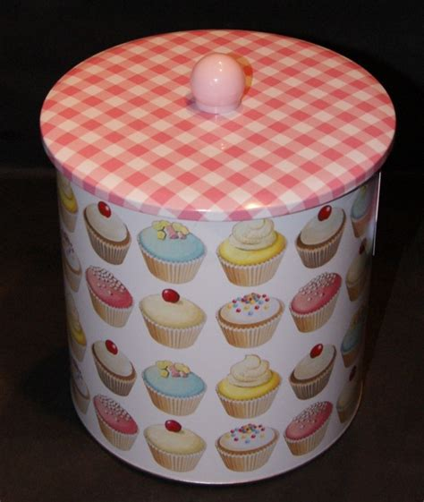 cupcake canisters for kitchen 137 best images about cupcake kitchen on