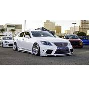Lexus LS460 On 22 LS01 By Infinitewerks Click To View