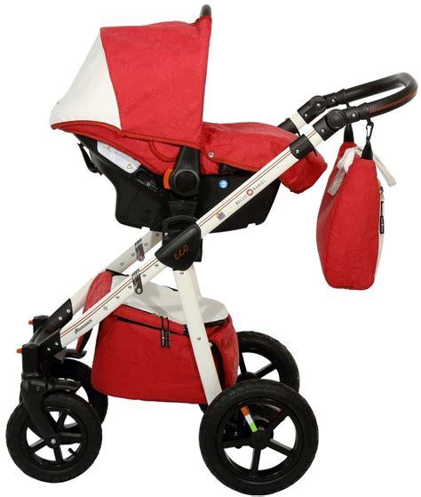 Best Sellerstelan Elvarette 3in1 Brown High Quality best stroller 2017 3in1 travel system with car seat mari eco