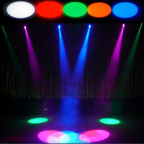 Kacamata Dj Glow Led Yellow Promo sell 5w cree led pinspot dj spot beam disco light stage bar effect for disco glass