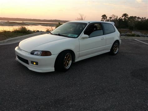 92 civic eg hatchback honda tech