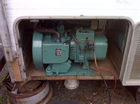 onan 4k bf generator rvs