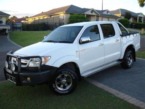 Toyota 4x4 Second 2006 Toyota Hilux Sr5 4x4 V6 4 0l For Sale From Upperrren