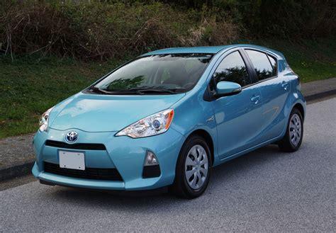 Used Toyota Prius C 2013 Toyota Prius C Hatchback Consumer Reviews Auto