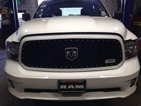 status grill dodge custom truck accessories