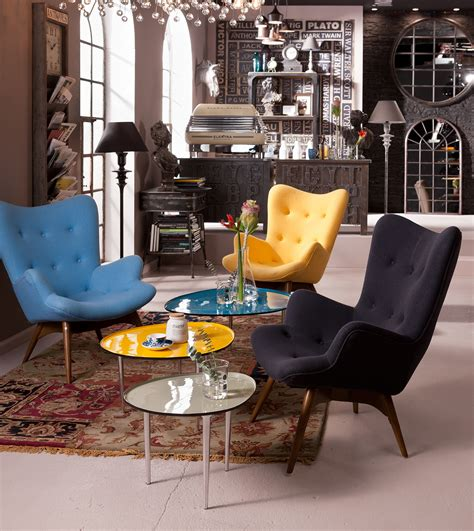 One Armed Chair Design Ideas Industrial Loft