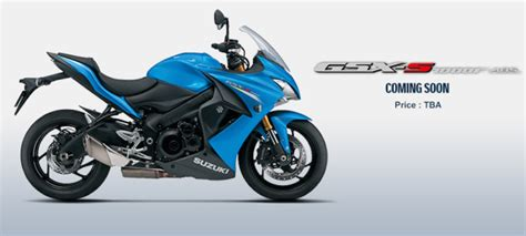 Suzuki Bike Website Suzuki Gsx S 1000 And Gsx S 1000f Revealed In Suzuki India