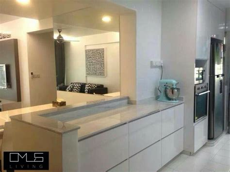 home design for 4 room exle hdb oms living open concept kitchen makes the house looks