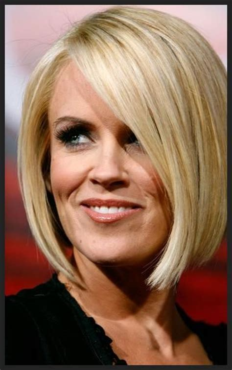 jenny mccarthy long angled bob hairstyle 1000 images about jenny mccarthy bob haircut on pinterest