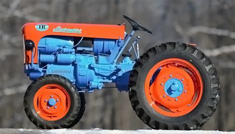 raging bull lamborghini 1r tractor
