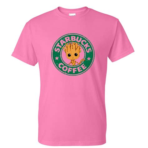 T Shirt Kaos Starbucks Coffee starbucks coffee groot tshirt