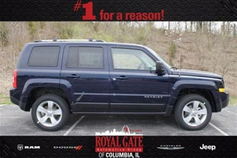 2014 Jeep Patriot Limited Purchase New 2014 Jeep Patriot Limited In 500 Admiral