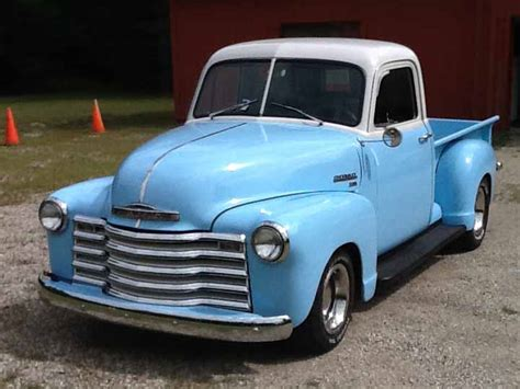 Chevy Truck 50s by 50s Chevy For Sale Autos Post