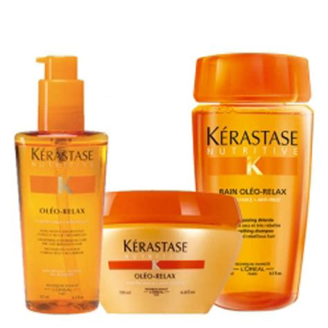 Hair Products For Fine Wiry Hair | k 233 rastase fine frizzy hair pack 3 products free delivery