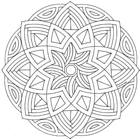 como imprimir imagenes blanco y negro colorear mandalas arte terapia elsecreto s blog