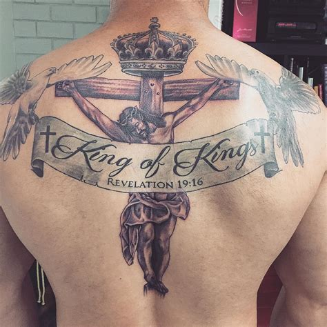 king of kings tattoo design christian ideas and inspiration chhory