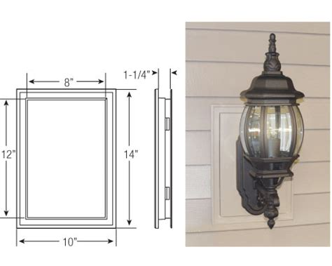 siding mounting blocks light fixtures vinyl mounting blocks accent building products