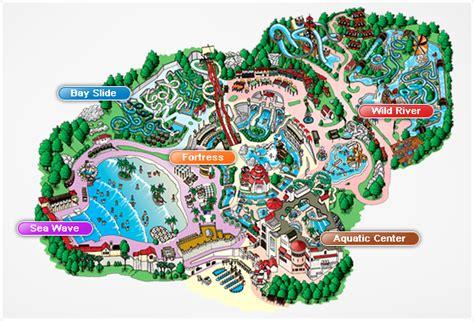 Paultons Park everland resort land of festival for 365 days