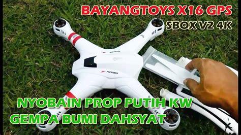 Sbox 4k bayangtoys x16 gps sbox v2 4k nyobain 9450 putih kw gempa bumi dahsyat d