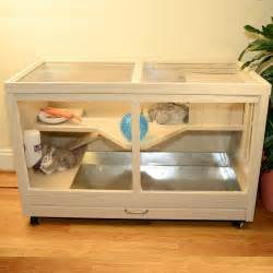indoor hutches new age pet park ave ecoflex indoor small animal hutch