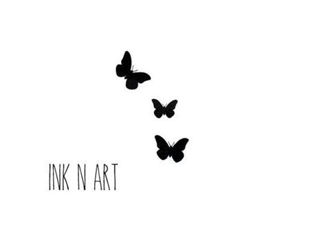 small black butterfly tattoo designs best 25 tiny butterfly ideas on