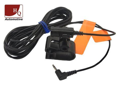 cd vm1 zewnętrzny mikrofon bluetooth 2 5 mm dla odtwarzaczy pioneer adaptory złączki gniazda