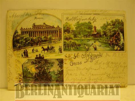 Zoologischer Garten Berlin Kosten by Gruss Aus Berlin Postkarte Zvab