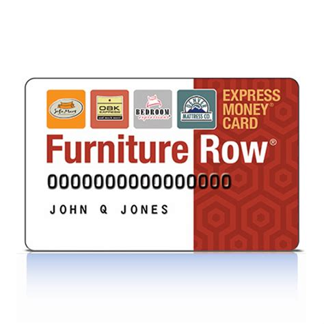 Furniture Row Credit Card Login by Furniture Row Credit Card