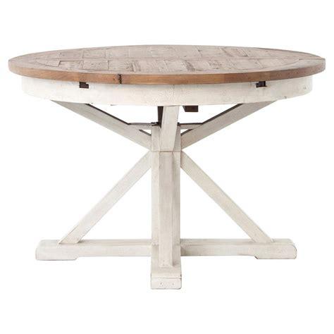 whitewash dining table barnes modern classic wood whitewash extension