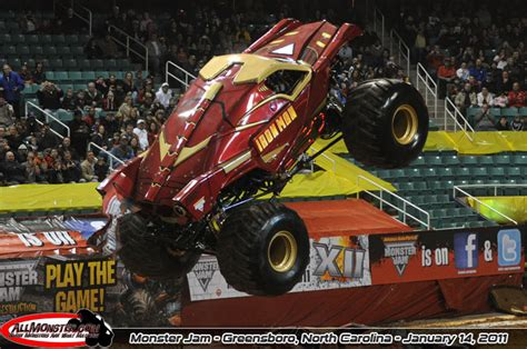 monster truck jam greensboro greensboro north carolina monster jam january 14