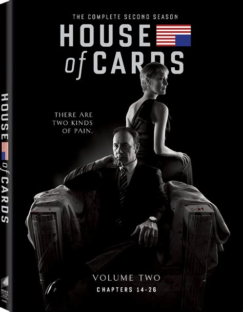 house of cards release date house of cards season 2 dvd release date us