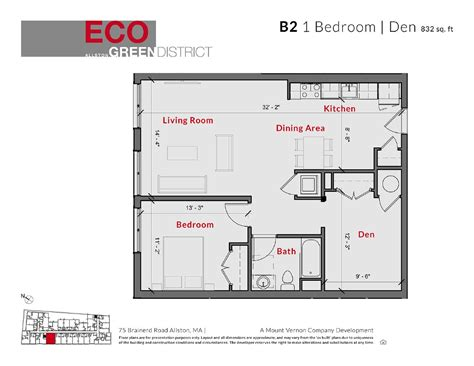 1 bedroom plus den meaning 1 bedroom plus den meaning 28 images edge allston