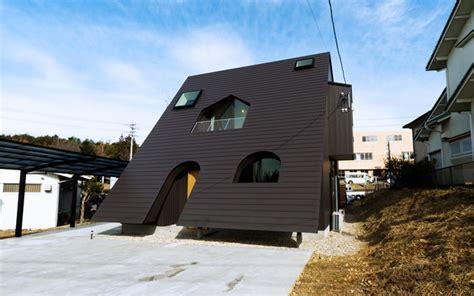 shouse home design news современная архитектура японии дом для семьи с двумя