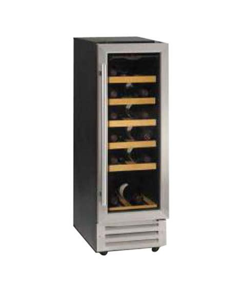 Glass Door Wine Fridge Tefcold Wine Cooler Glass Door Tfw80s