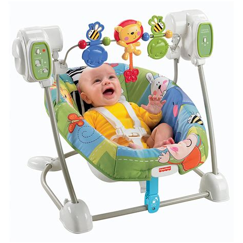 baby swing with vibration fisher price discover and n grow jungle baby swing