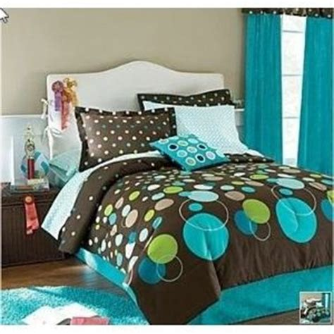 turquoise and brown bedroom turquoise and lime green blue and green teen bed sets turquoise green polka