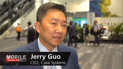 casa systems interview casa systems mobile world live