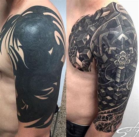 Tattoo Cover Up Quebec | epicand the best cover up tattoo by juan salgado tattoo