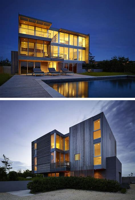 stelle lomont rouhani architects  designed  cove residence  family home located