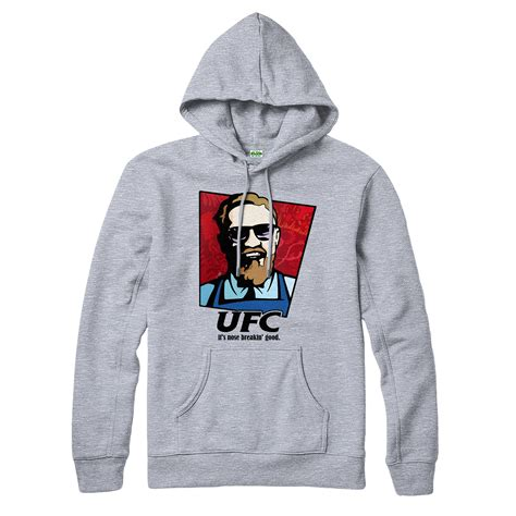 Hoodie Mma 2 Special Item Juman Limited Product kfc conor mcgregor ufc hoodie mma fighting boxsing top ebay