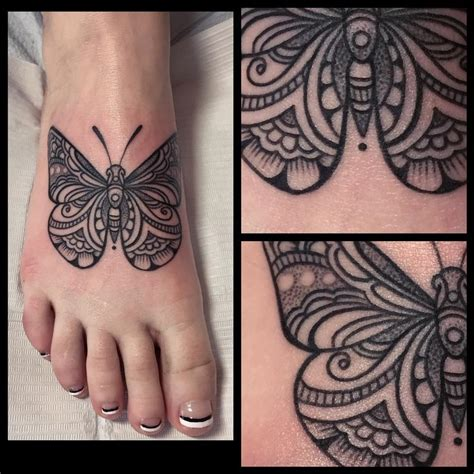 black tribal butterfly tattoos 32 black butterfly tattoos on foot